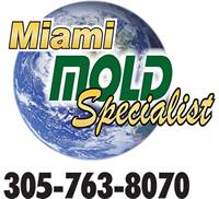 Miami Mold Specialist Logo