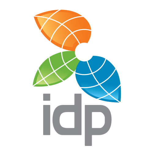 Company Logo For IDP Education'