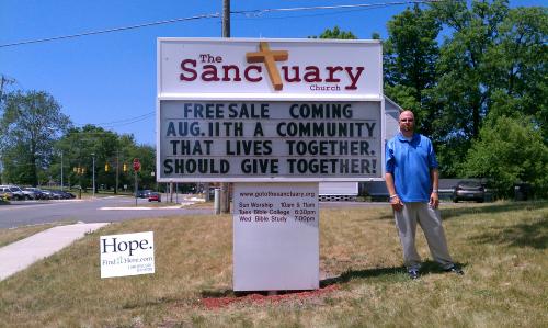 The Sanctuary Church'