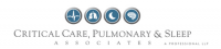 Critical Care, Pulmonary & Sleep Associates, LLP. Logo
