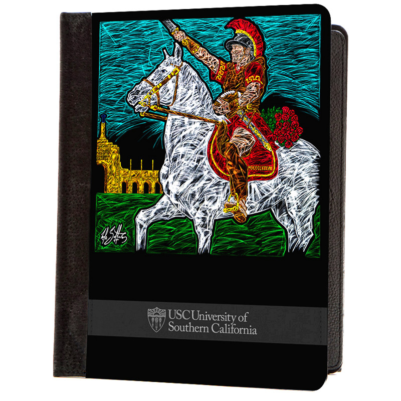 USC Traveler iPad Guardian Cover by Mike Sullivan