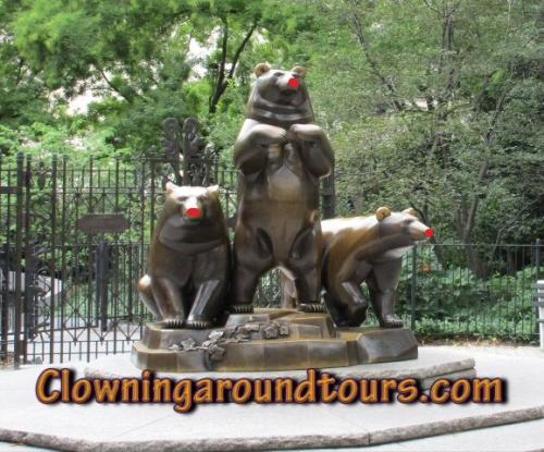 Clowning Around Tours NYC'