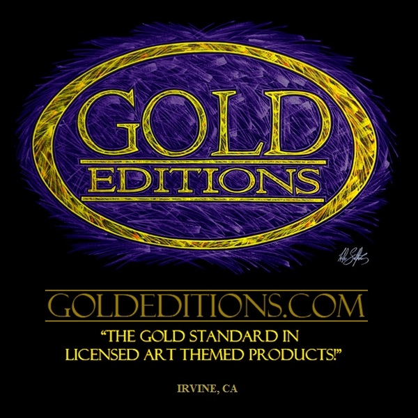 Gold Editions Logo
