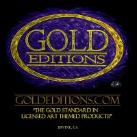 Gold Editions Logo