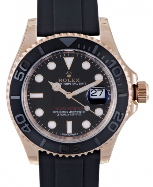 Rolex Oyster Perpetual Yacht-Master Mens Automatic'