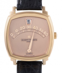 Vacheron Constantin Saltarello Mens Automatic Rose Gold