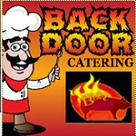 Company Logo For Back Door BBQ Catering'