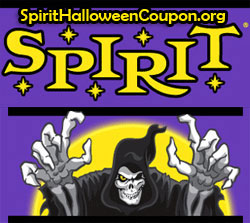 Spirit Halloween Coupon'
