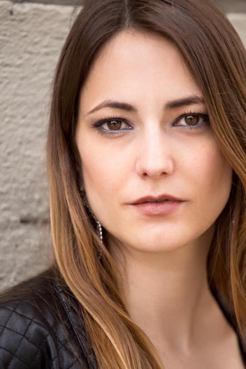 Actress Tania Serrano. Photo credit: Aric Coppola'
