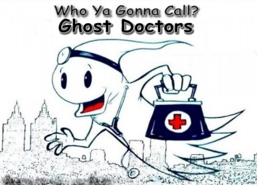 Ghost Doctors Ghost Hunting NYC'
