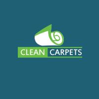 Clean Carpets logo'