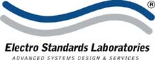 Logo for Electro Standards Laboratories'