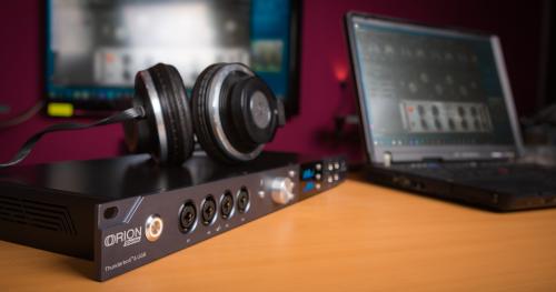 Antelope Audio Orion Studio 2017'