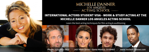 Company Logo For Michelle Danner Acting School'