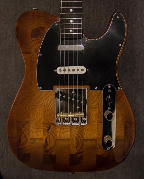 Wallace Detroit Guitars'