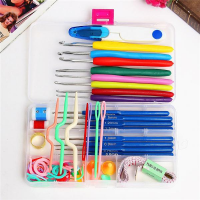 Durable & Practical 16 Different Sizes Crochet Hooks