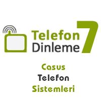 telefon dinleme Logo