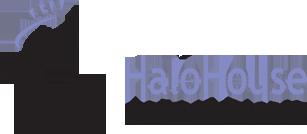 Halo House Animal Resort Logo'