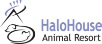 Halo House Animal Resort Logo