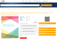 Global and Chinese Industrial Wireless Remote Control 2017