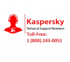 Kaspersky Antivirus Technical Support Number 1-800-243-0051