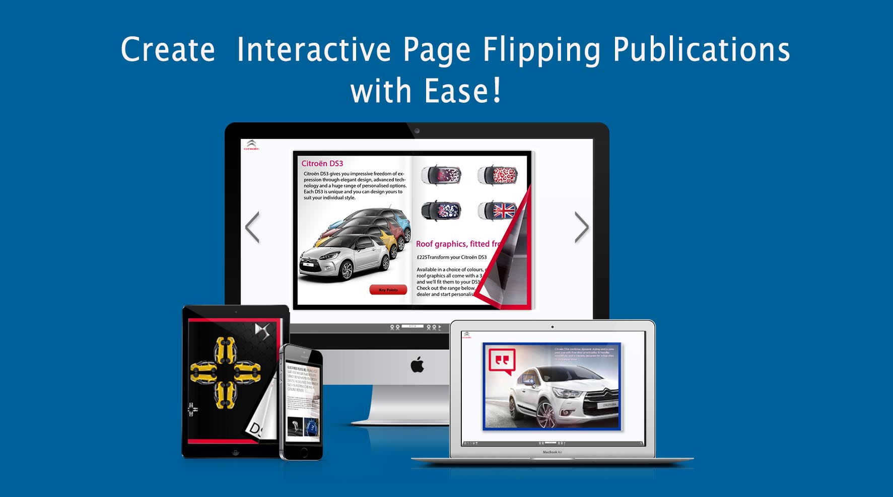 FlipHTML5 Launches the Digital Magazine Software For Markete