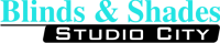Studio City Blinds & Shades Logo