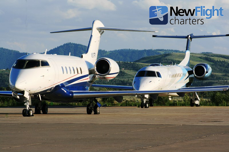Private Jet Charter Company New Flight Charters Receives
