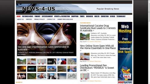 News4us.com Instant Google Exposure'