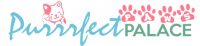 PurrrfectPawsPalace.com Logo