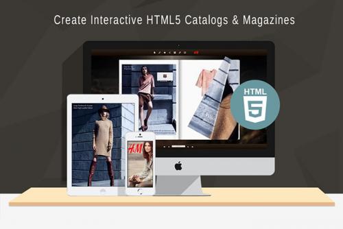 FlipHTML5 Now Offers Digital Catalog Software'