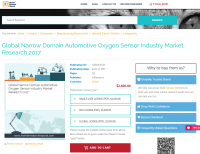 Global Narrow Domain Automotive Oxygen Sensor Industry