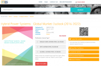 Hybrid Power Systems - Global Market Outlook (2016-2022)