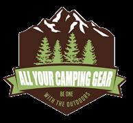 AllYourCampingGear.com Logo