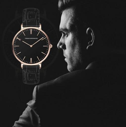 Chris Copenhagen watch 10'
