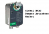 HVAC Damper Actuators Market'