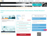 Global Communication Development Tools Industry Market