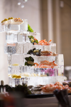 Raw bar by Normandy Catering'