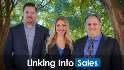 Linking Into Sales Team'