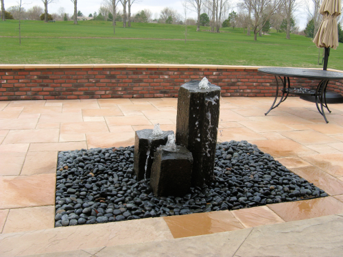 Water Features'