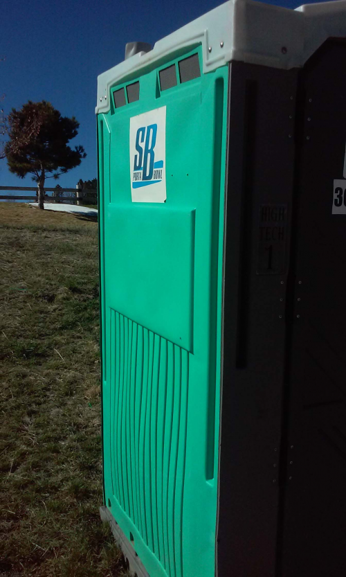 Porta Potty Rental Colorado'