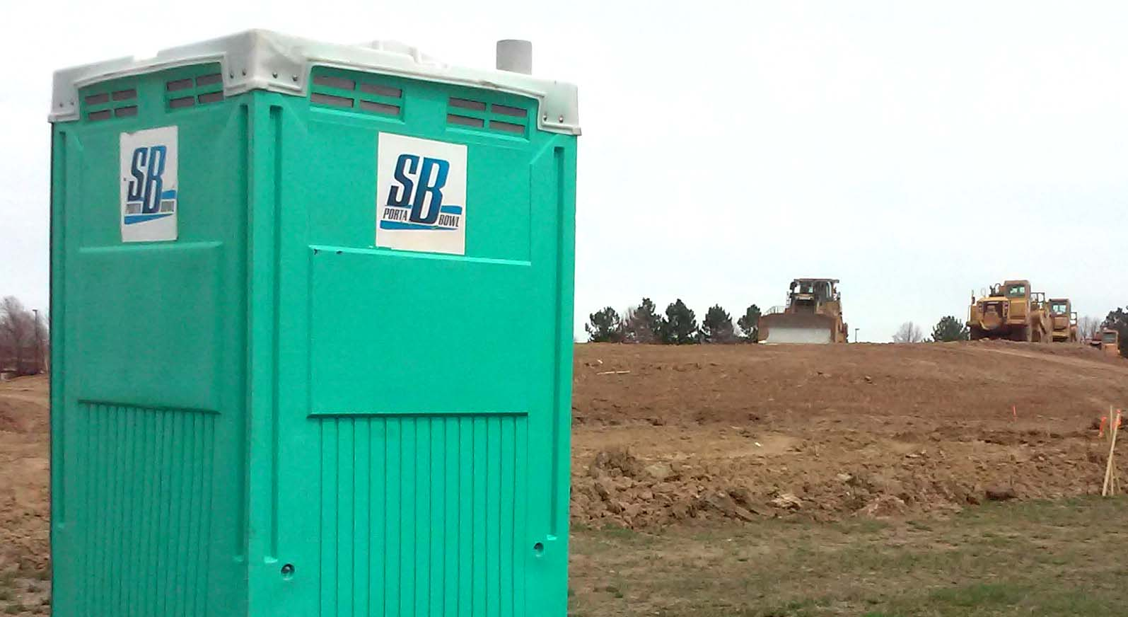 S b porta bowl offers portable restrooms and porta potty for Portable bathrooms for rent