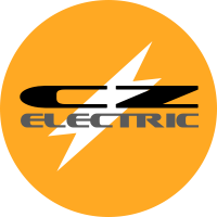 CZ Electric Logo