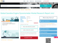 Global Gasoline Engine Dynamometer Market Research Report