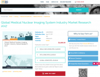 Global Medical Nuclear Imaging System Industry Market 2017