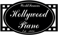 Hollywood Piano Logo