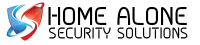 HomeAloneSecuritySolutions.com Logo