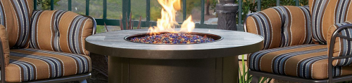 Outdoor Fire Pits'