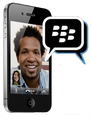 BBM for iPhones'