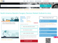 North America Bariatric Surgery Devices Market Outlook 2023